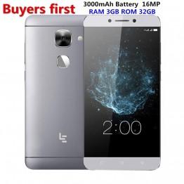 9860.8 руб. |Letv LeEco Le S3 X526/X522 4G LTE мобильный телефон 3 GB Оперативная память 32 ГБ/64 ГБ Встроенная память Snapdragon 652 Восьмиядерный 5,5