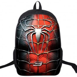 US $9.99 |16 inch Super Hero Spiderman Kids Backpacks School Bags Primary Boy Mochila Children Backpack For Boys Teenagers-in School Bags from Luggage & Bags on Aliexpress.com | Alibaba Group