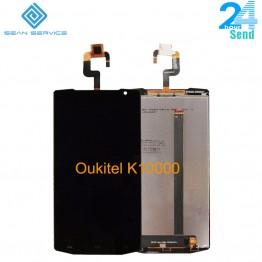 948.51 руб. 21% СКИДКА|Для оригинальный Oukitel k10000 ЖК дисплей Дисплей и тп Сенсорный экран планшета Ассамблеи ЖК дисплей s + Инструменты 5.5