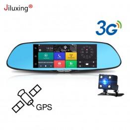3366.85 руб. 56% СКИДКА|3g gps навигация автомобильный видеорегистратор 7