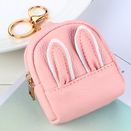 € 6.33 |Mini Carteras señora cremallera corta Monederos tarjetas de identificación llaves dinero Bolsas hebilla de oro llavero de la mujer oído carpeta nueva Carteira feminina-in Carteras from Maletas y bolsas on Aliexpress.com | Alibaba Group