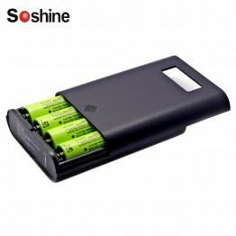 1033.48 руб. 15% СКИДКА|Soshine E3S ЖК дисплей Дисплей Сменные батарейки Мощность банк профессиональное зарядное устройство для 4 шт 18650 батареи черный Высокое качество!-in Зарядники from Бытовая электроника on Aliexpress.com | Alibaba Group