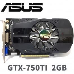 2851.03 руб. |Asus GTX 750TI OC 2GB GTX750TI GTX 750 TI 2G D5 DDR5 128 бит ПК настольные видеокарты PCI Express 3,0 компьютерные графические карты-in Графические карты from Компьютер и офис on Aliexpress.com | Alibaba Group
