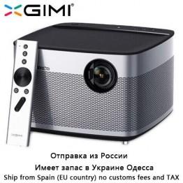 65677.26 руб. |Оригинальный XGIMI H1 проектор для домашнего Театр 300 дюйма 1080 P Full HD 3D 3 GB/16 GB Android 5,1 Bluetooth, Wi Fi Suppor4K DLP ТВ проектор-in Проекторы from Компьютер и офис on Aliexpress.com | Alibaba Group
