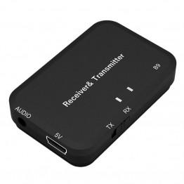 332.01 руб. 19% СКИДКА|VODOOL Mini B9 2 в 1 Bluetooth аудио передатчик приемник беспроводной аудио адаптер 3,5 мм стерео аудио плеер для фотографии шоу-in Беспроводные адаптеры from Бытовая электроника on Aliexpress.com | Alibaba Group