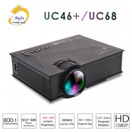 4778.48 руб. 5% СКИДКА AirSharing театральный мультимедийный проектор UNIC uc46 + или UC68 мини светодиодный проектор с Full HD 1080 p видео Vs UC46-in Проекторы from Компьютер и офис on Aliexpress.com   Alibaba Group
