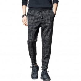 656.78 руб. 35% СКИДКА|Весенне осенние камуфляжные брюки тренировочные брюки мужские повседневные тонкие камуфляжные черные тренировочные штаны шаровары мужские брюки-in Спортивные брюки from Мужская одежда on Aliexpress.com | Alibaba Group