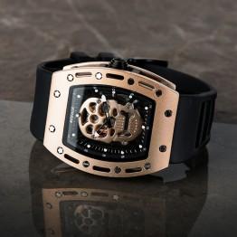 1637.01 руб. 48% СКИДКА|BAOGELA новые мужские часы с черепом Военные Силиконовые брендовые пиратские полые мужские светящиеся часы спортивные наручные часы Relogio Masculino-in Повседневные часы from Ручные часы on Aliexpress.com | Alibaba Group