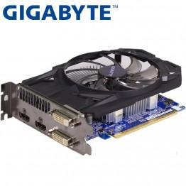2216.22 руб. |Видеокарта GIGABYTE GTX750 1 ГБ 128Bit GDDR5 Графика для nVIDIA Geforce оригинальный GTX 750 DVI HDMI б/у VGA карт карта-in Графические карты from Компьютер и офис on Aliexpress.com | Alibaba Group