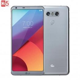 7822.19 руб. 39% СКИДКА|Оригинальный LG G6 мобильного телефона 4G Оперативная память 32G Встроенная память Quad core 13MP Камера с одной SIM картой H871/VS988 LTE 4G 5,7