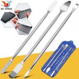 3 шт., универсальный инструмент для ремонта мобильного телефона, инструмент для открывания, металлический разборный лом, Металлический Стал...