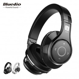 8617.5 руб. |Bluedio U (UFO) 2 высококлассные Bluetooth наушники запатентованные 8 драйверов HiFi беспроводная гарнитура поддерживается APTX и Голосовое управление купить на AliExpress