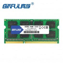 540.32 руб. 24% СКИДКА|Binful DDR3 2 ГБ/4 ГБ 1066 мГц 1333 мГц 1600 мГц PC3 8500 PC3 10600 PC3 12800 ОЗУ sodimm memoria оперативной памяти для ноутбука Тетрадь-in ОЗУ from Компьютер и офис on Aliexpress.com | Alibaba Group