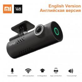 2323.52 руб. 10% СКИДКА Xiaomi 70 минут Wi Fi Видеорегистраторы для автомобилей 130 градусов Широкий формат объектив 1080 P Full HD Камера мини Беспроводной регистраторы вождения Регистраторы купить на AliExpress