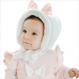412.77 руб. |Детская зимняя шапка, комплект розовой шапки для новорожденных девочек, детская Толстая бархатная зимняя теплая шапка, шапка с ушками, зимняя детская шапка с бантом, толстая мягкая шапка-in Шапки и кепки from Мать и ребенок on Aliexpress.com | Alibaba Group