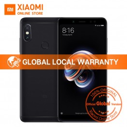 "Global Version Xiaomi Redmi Note 5 4GB 64GB 5.99"" Full Screen Dual Camera Mobile Phone Note5 Snapdragon 636 Octa Core 4000mAh-in Mobile Phones from Cellphones & Telecommunications on Aliexpress.com 
