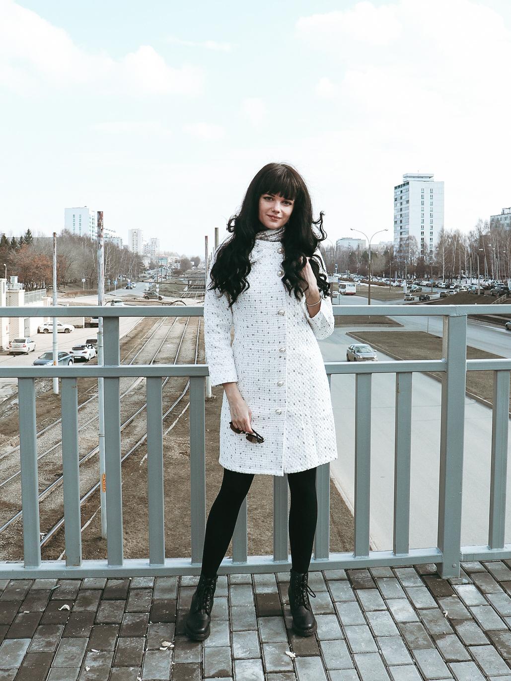 Платье-пальто SMTHMA