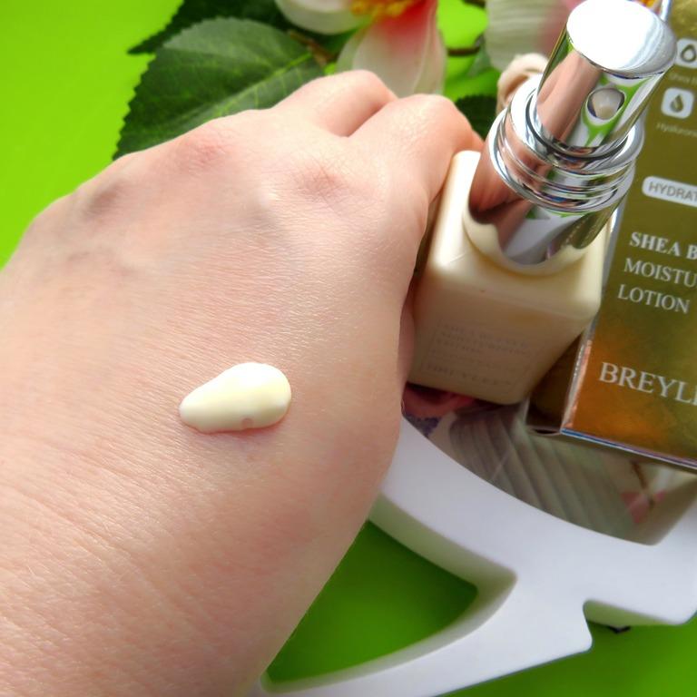 Нежный увлажняющий дневной крем-лосьон для лица бренда BREYLEE