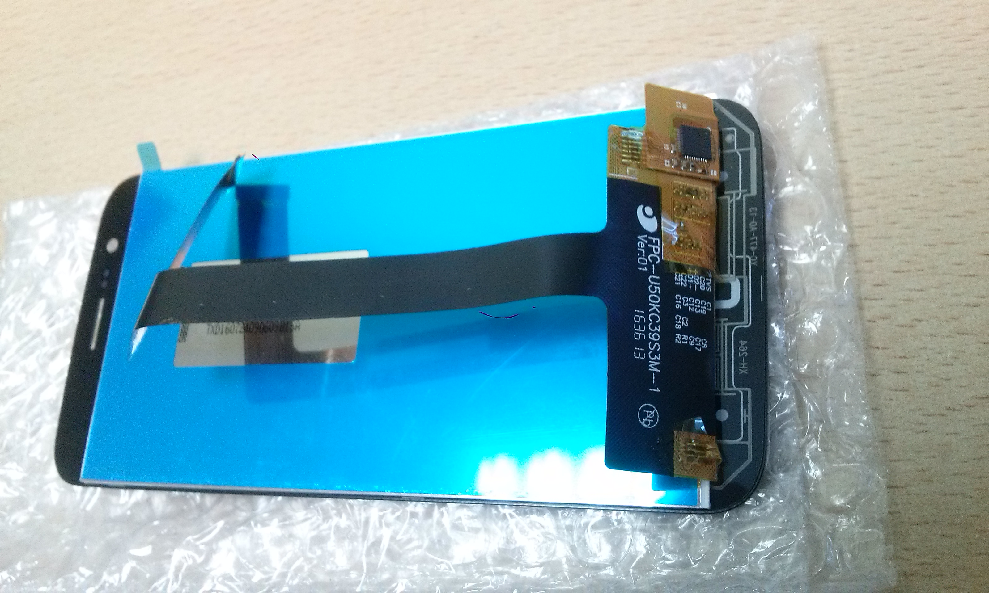 LCD for Vernee Thor