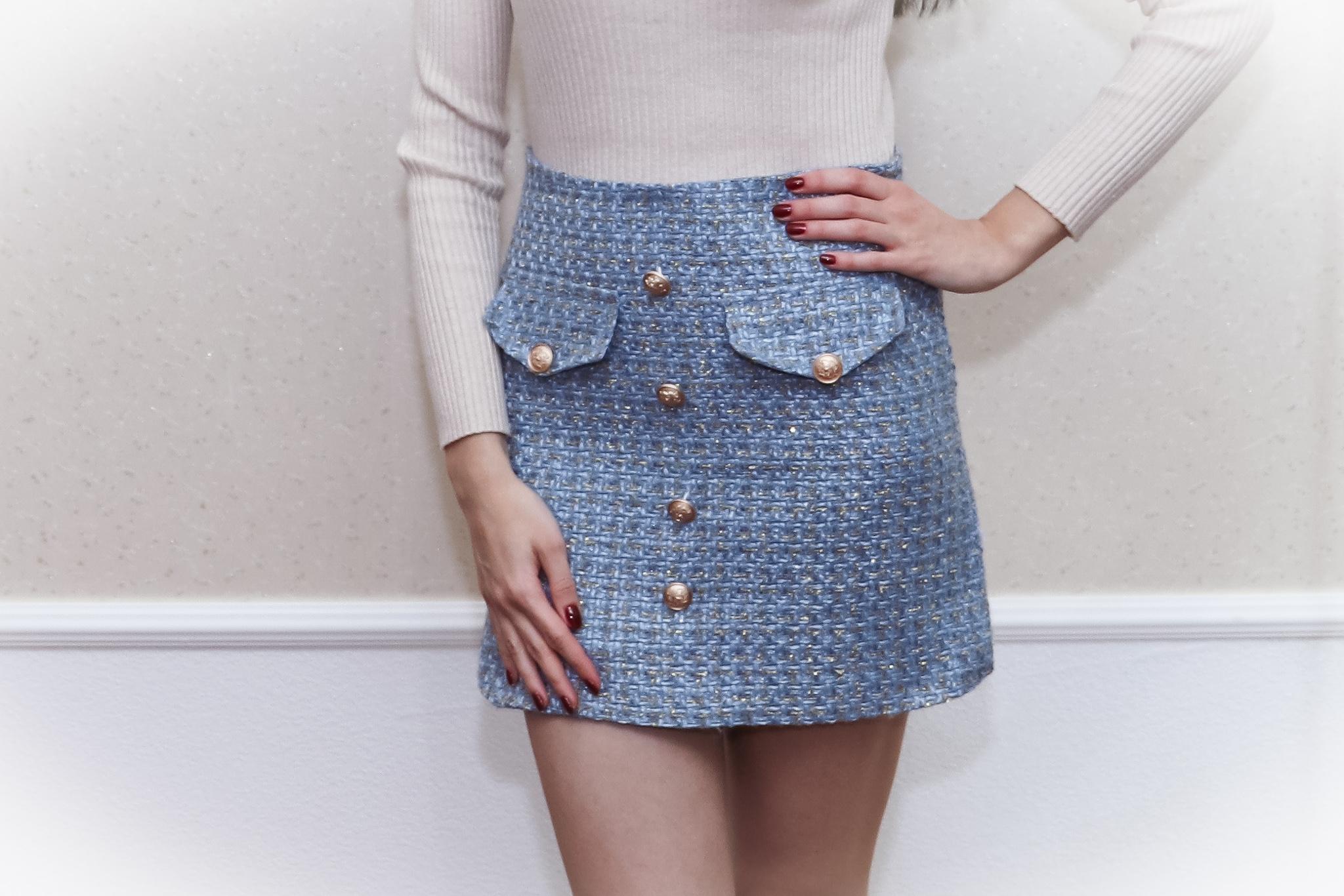 Мини юбка nvyougou