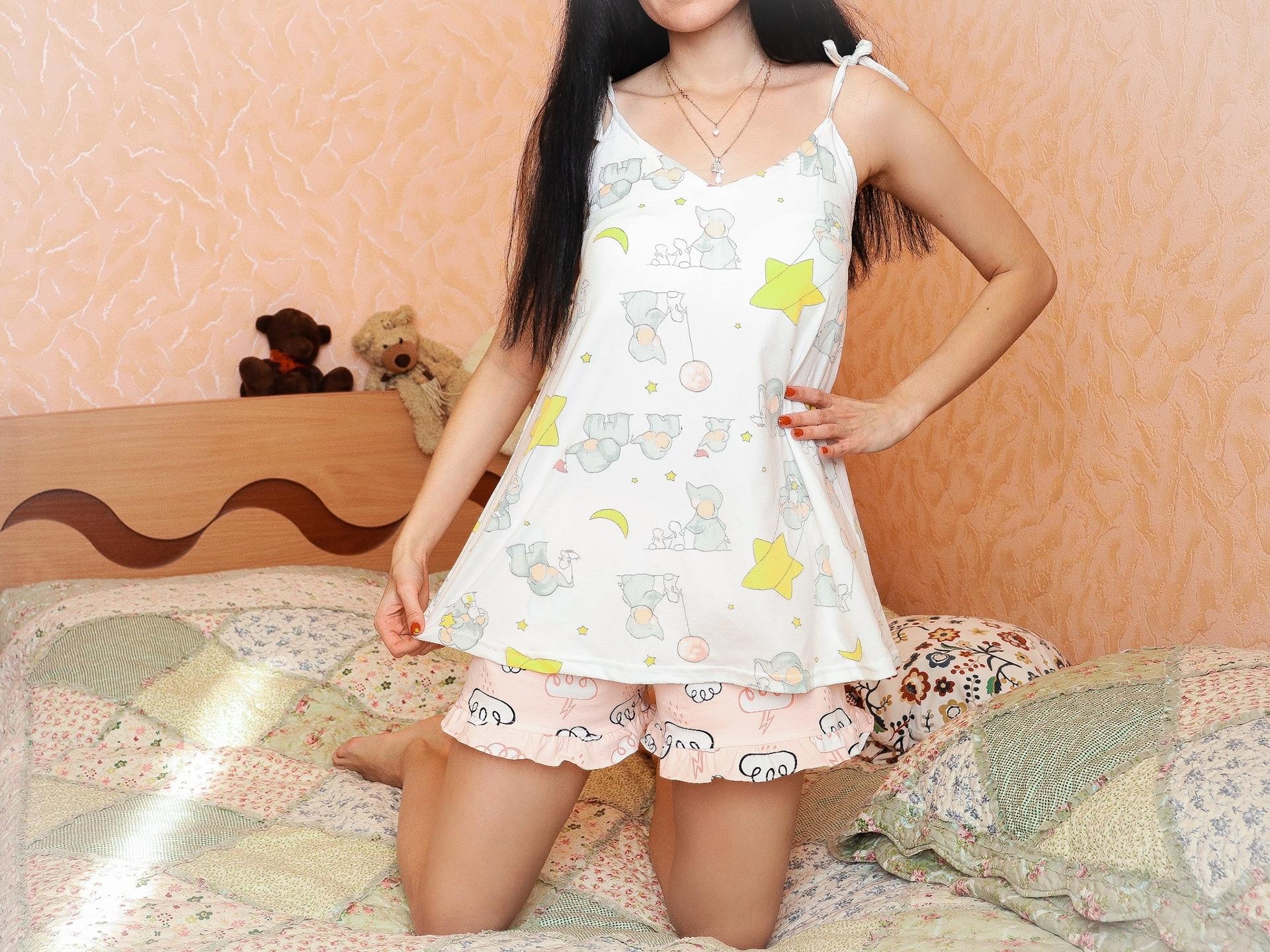 Милая пижама hzoioys