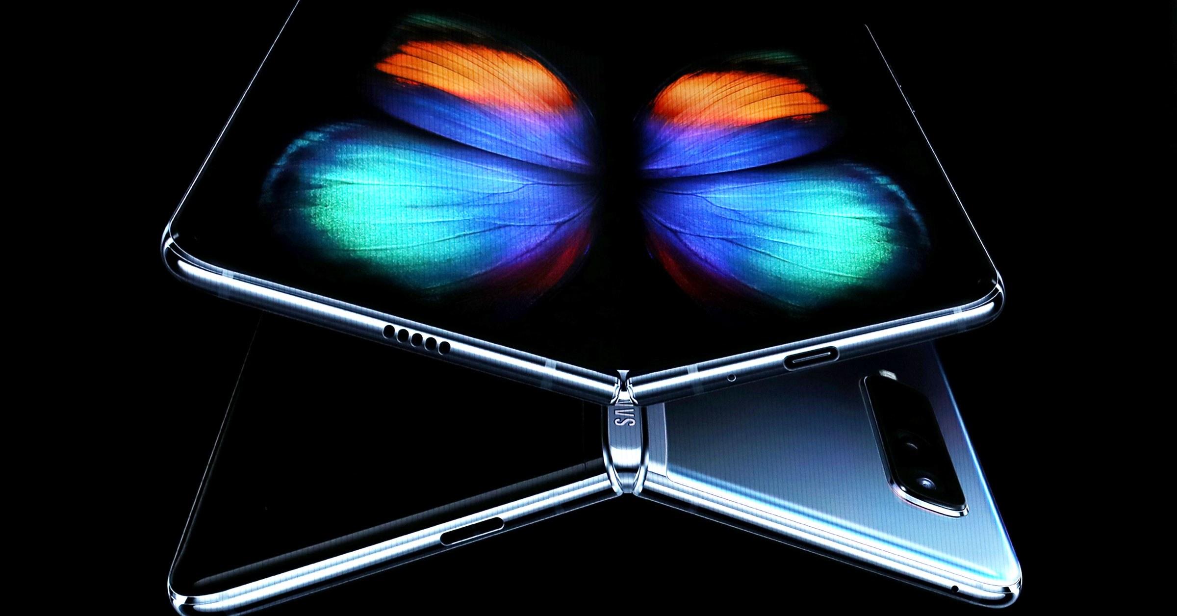 Galaxy fold оригинальный Samsung