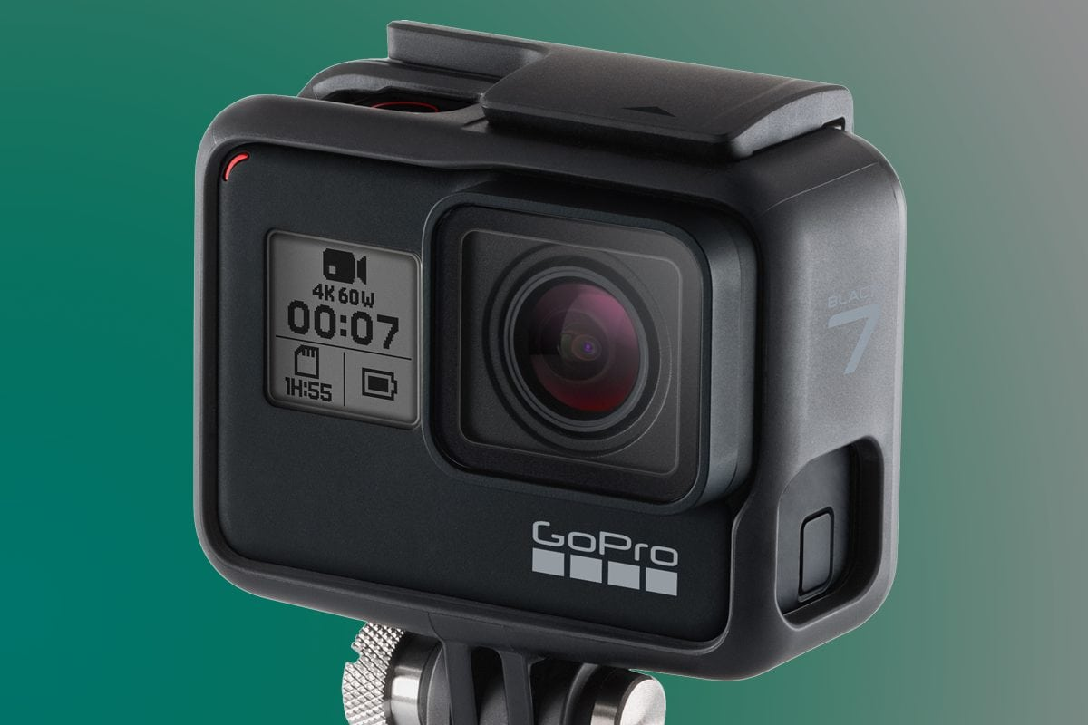 GoPro HERO7 Black Экшн-камера
