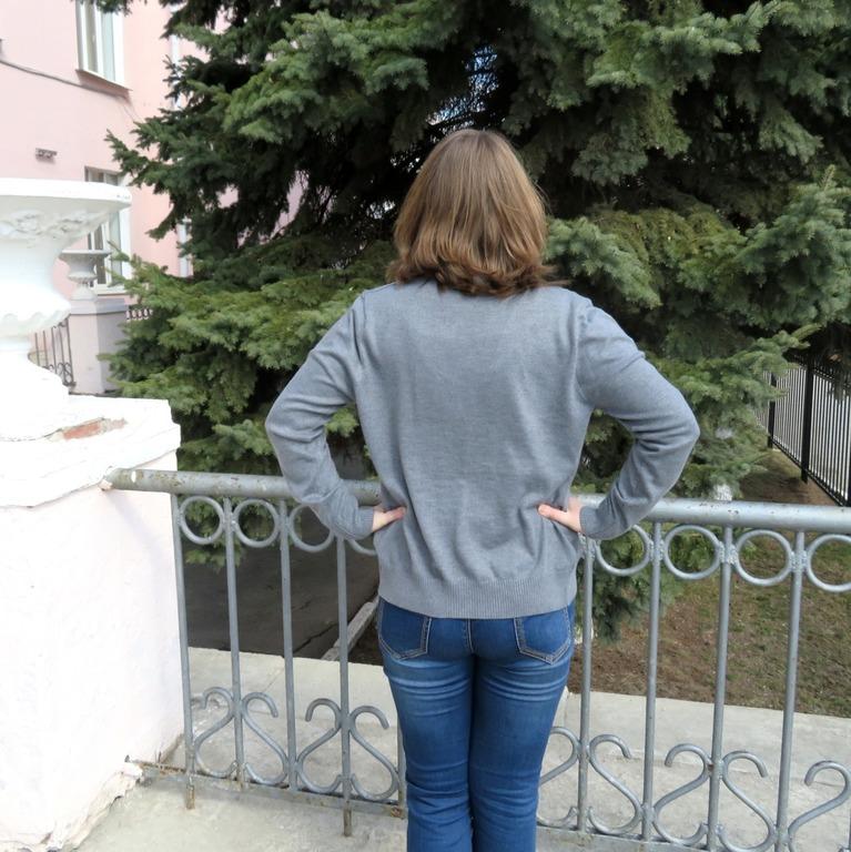 Обалденный кашемировый кардиган - моя любовь с AliExpress