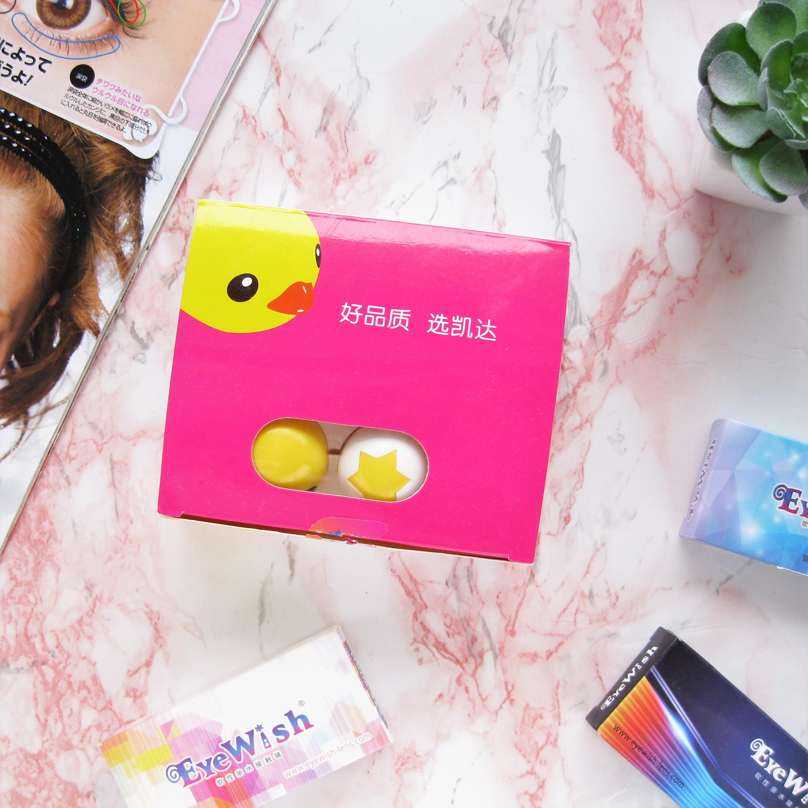 Автоматический вибро- очиститель контактных линз