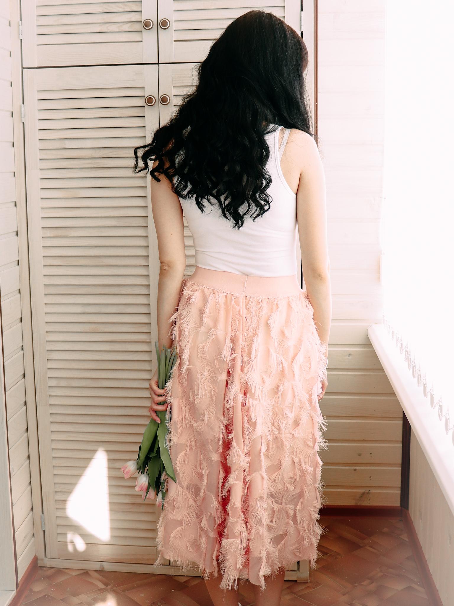 Чудесная юбка Colorfaith