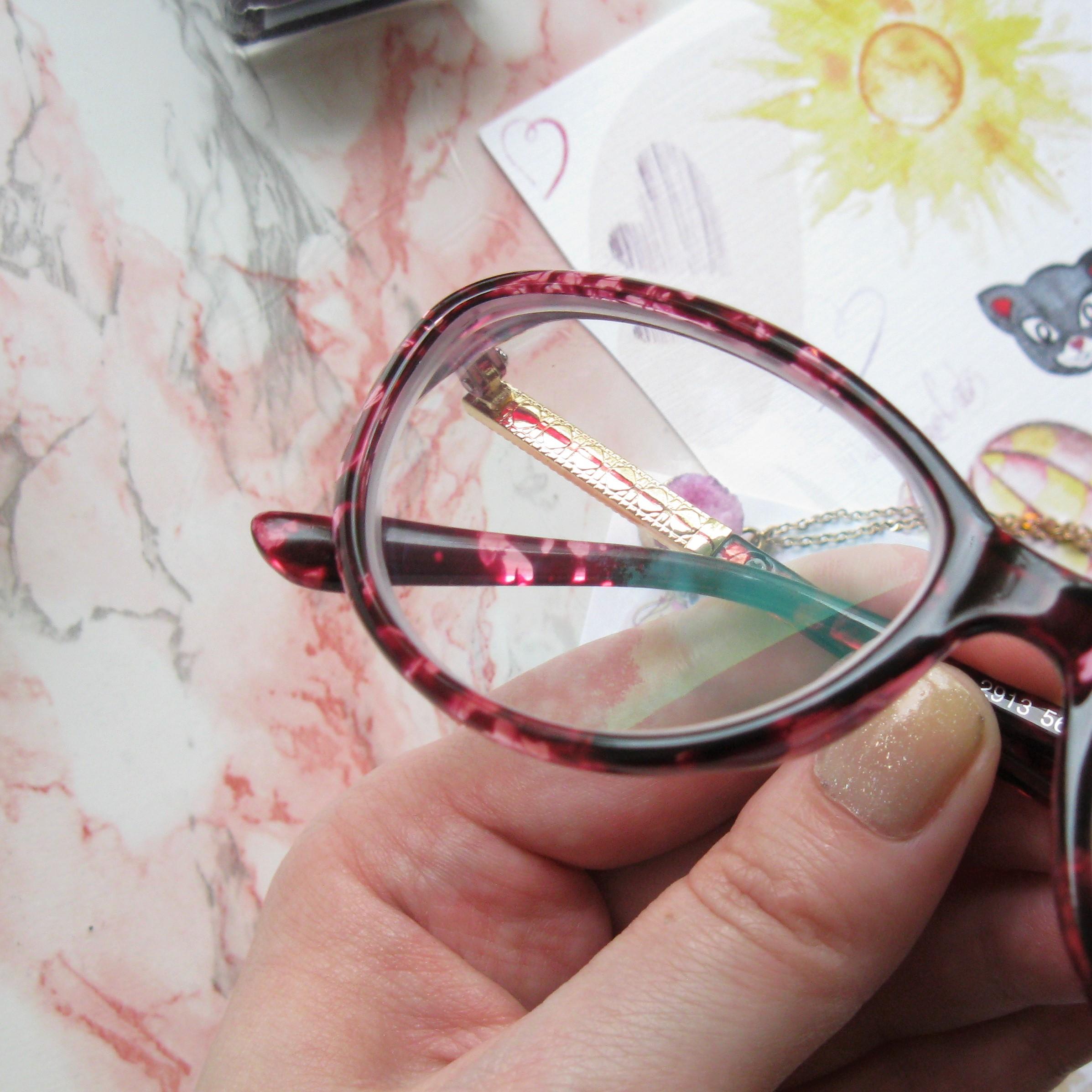 Рецептурные очки! Как заказать линзы и другие тонкости.