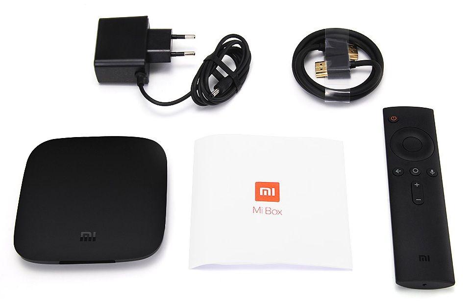 Xiaomi Mi TV Box международная версия Android 8.0