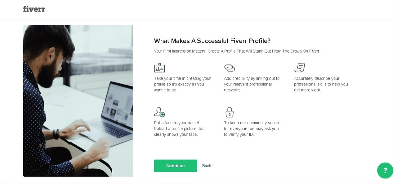 Fiverr.com Review: Peculiarities, Registration, and Start of Work - price