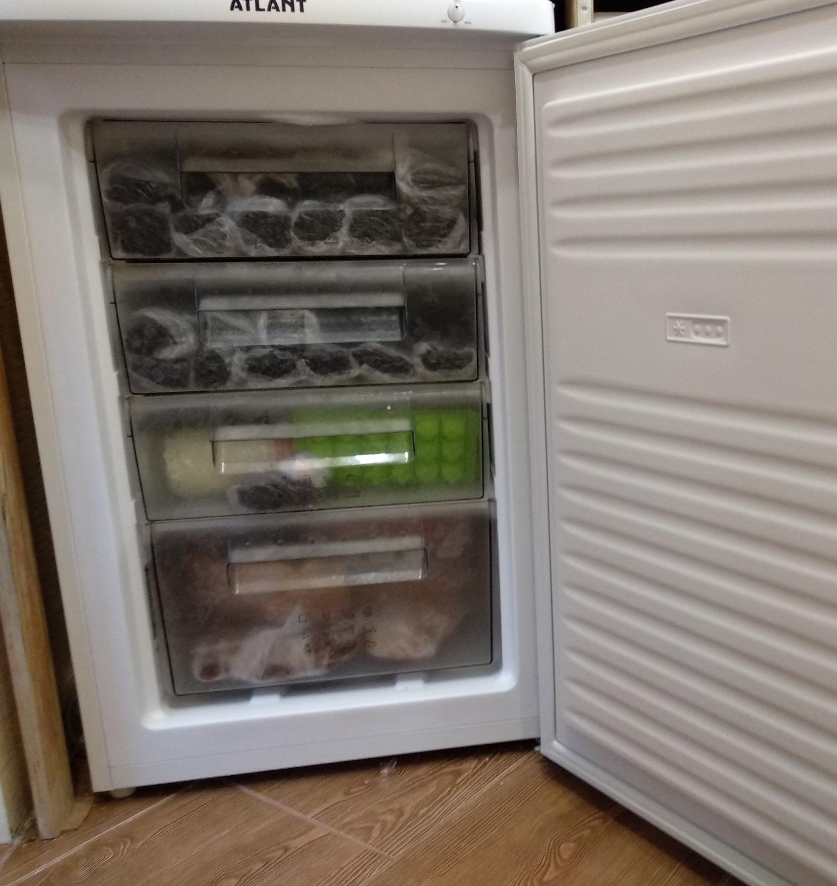 Морозильная камера Атлант М 7401-100