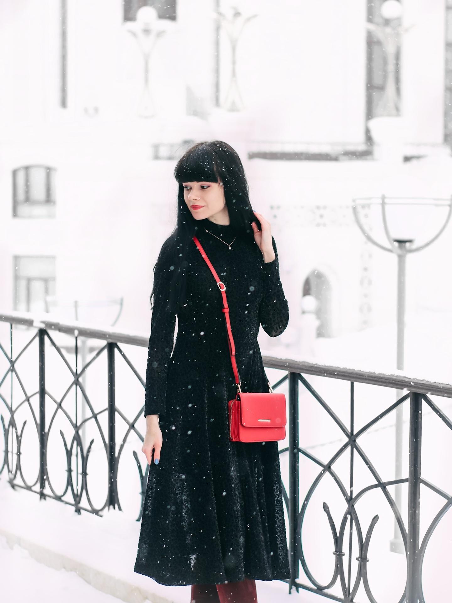 Элегантное платье Shein