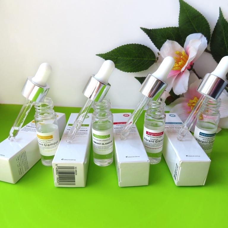 Набор омолаживающих сывороток от VIBRANT GLAMOUR