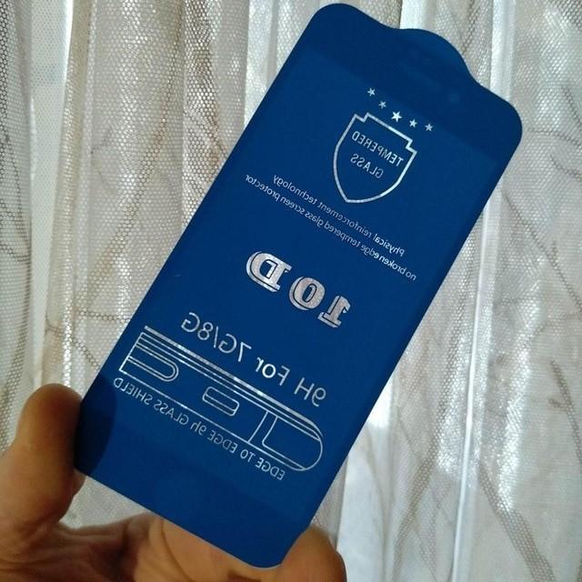 10 D защитное стекло - это реальность или маркетинговый ход?