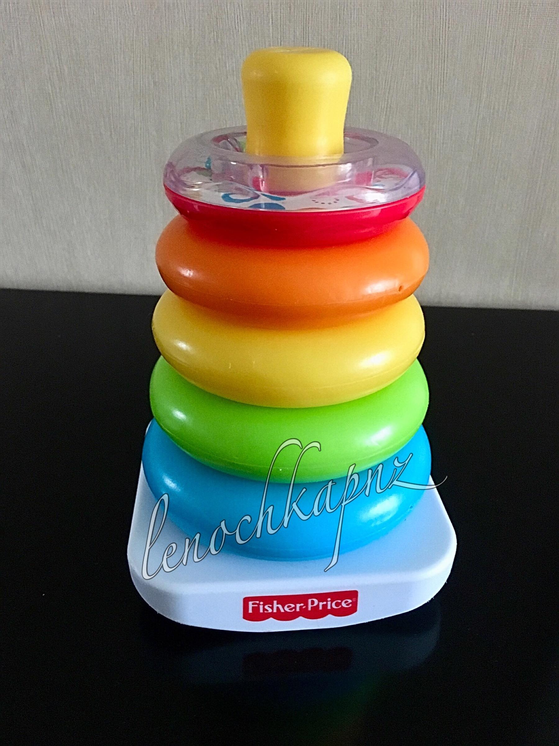 Классическая игрушка от Fisher-Price с множеством игровых возможностей!