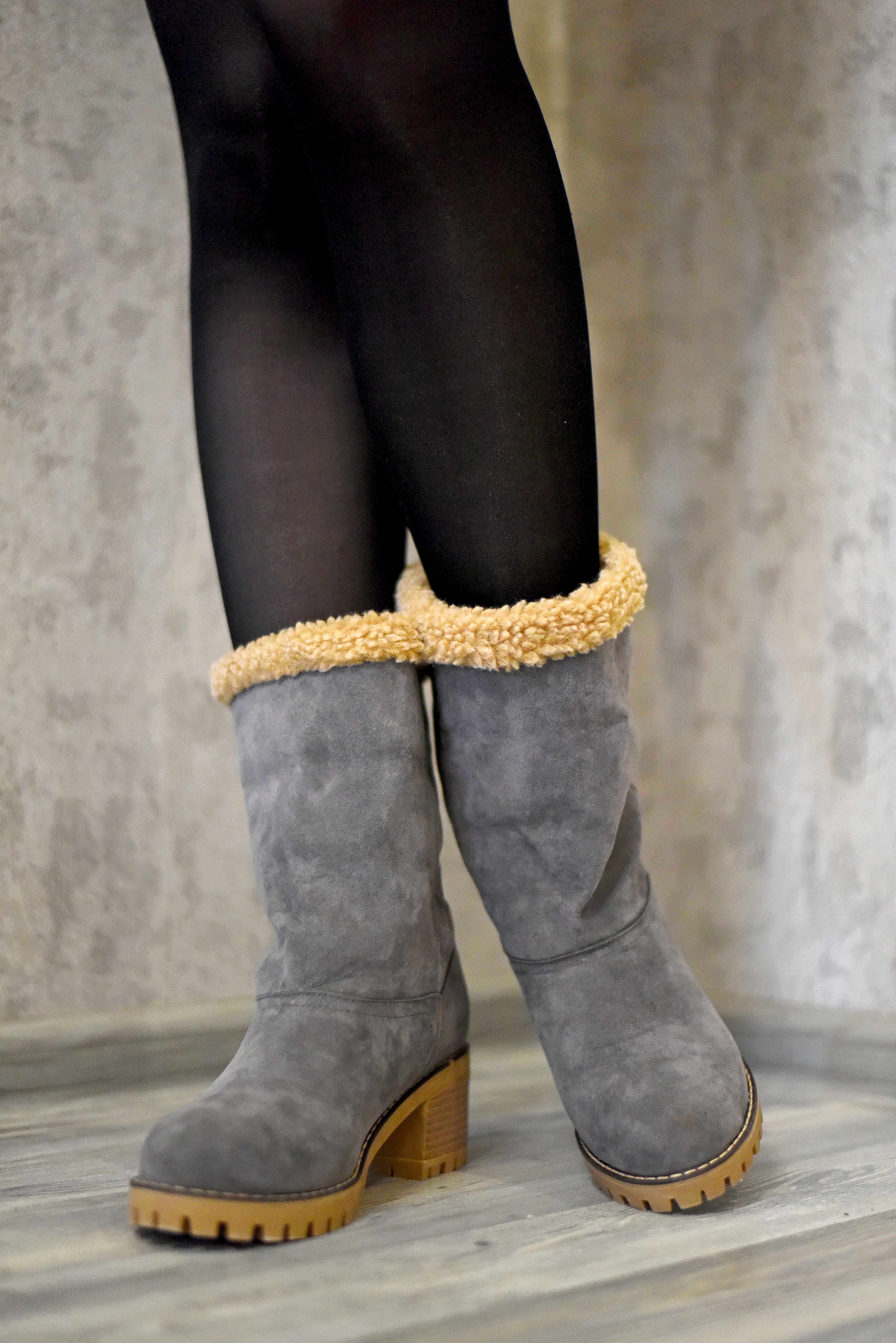 Тёплые ботиночки от sungtin Official Store