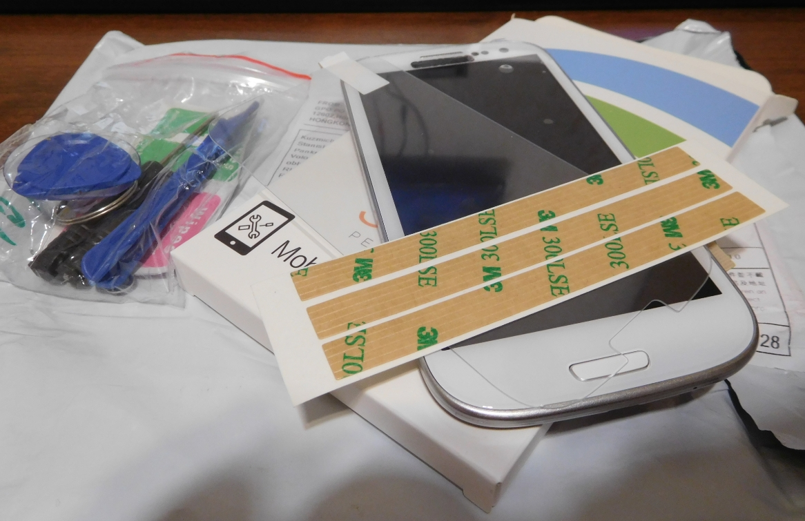 Дисплейный модуль для смарфона SAMSUNG Galaxy S3 Дисплей i9300 i9300i
