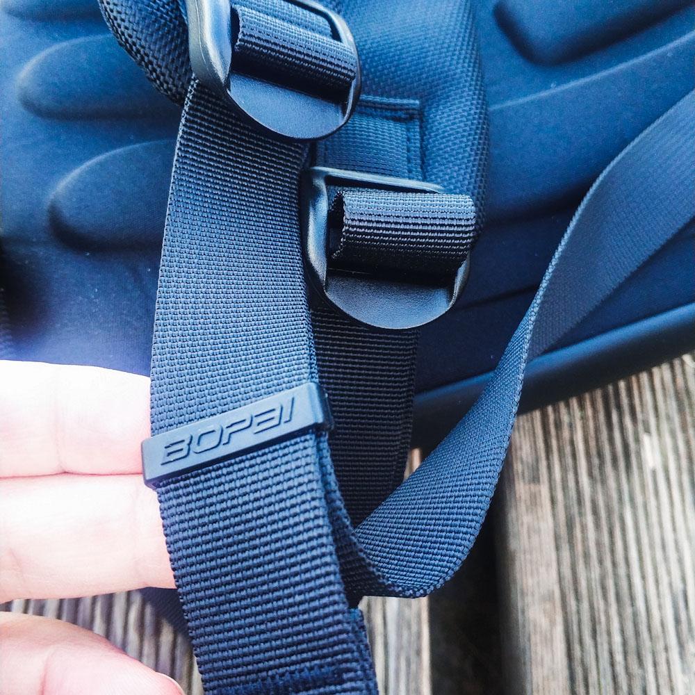 Экстра-тонкий рюкзак для ноутбука BOPAI.