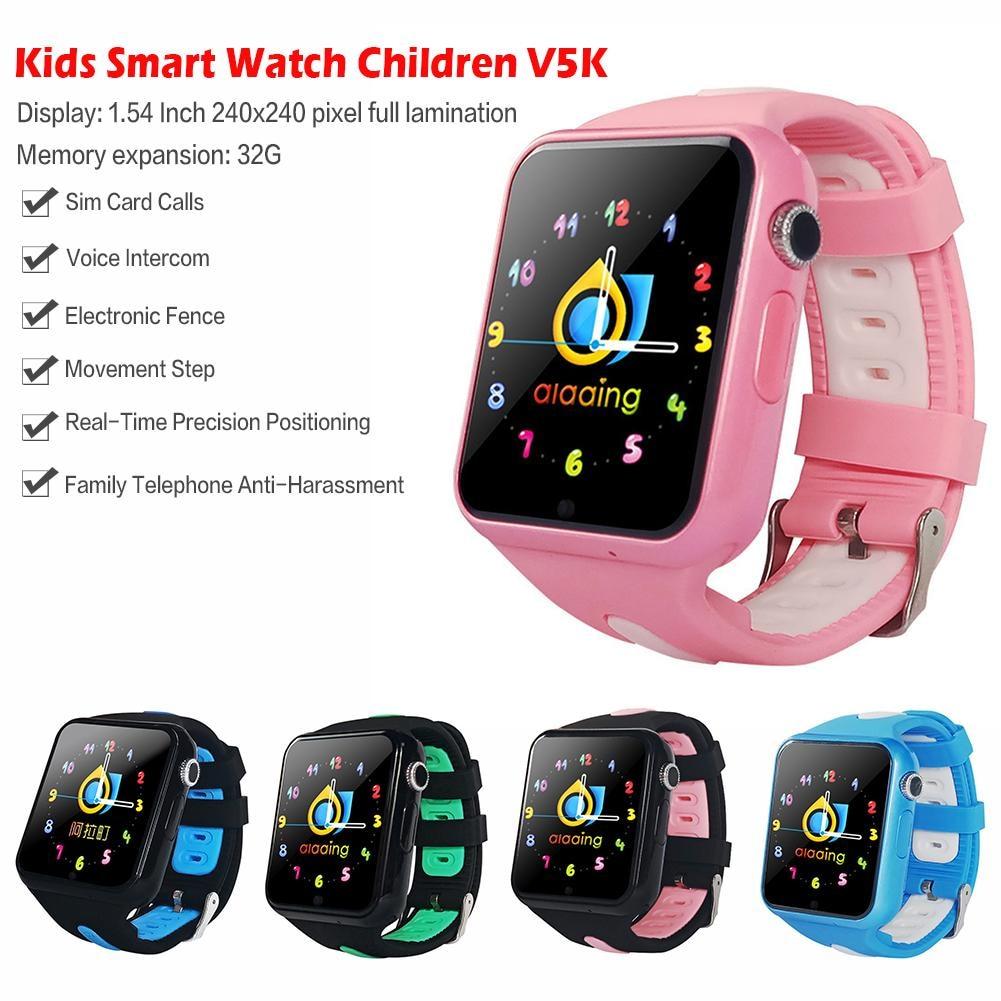 Детские умные часы V5K gps . ВАШ РЕБЁНОК В БЕЗОПАСНОСТИ!