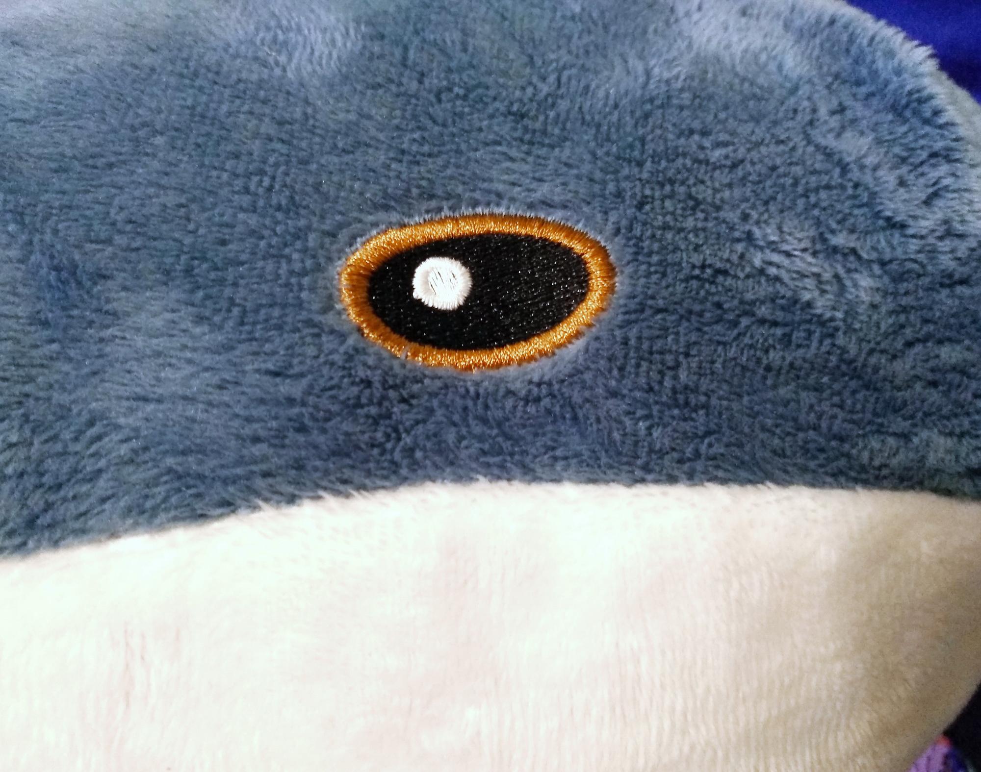 Зубастая акула.