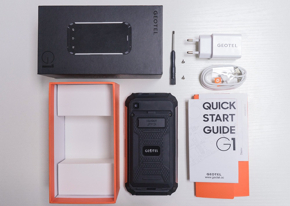Супер смартфон Geotel G1