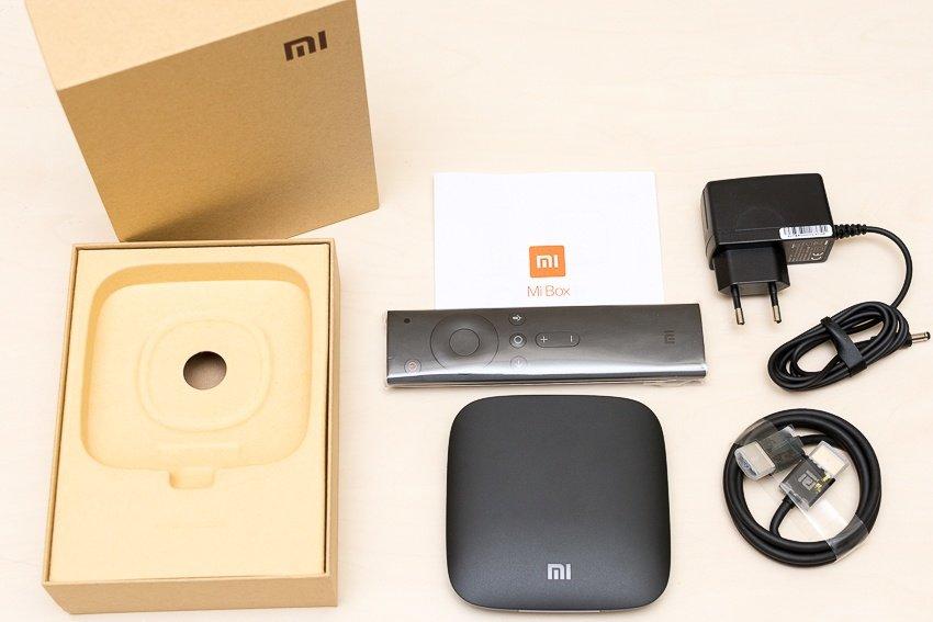 Console de mídia MI Xiaomi
