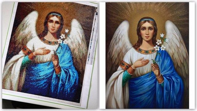 Алмазная вышивка Ангел
