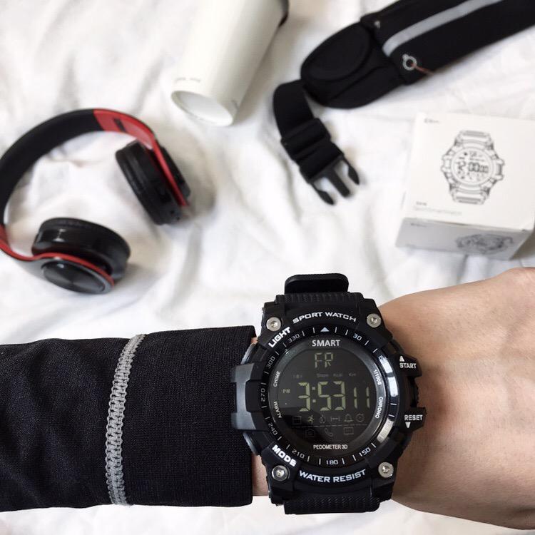 мужские спорт/смарт часы GIMTO