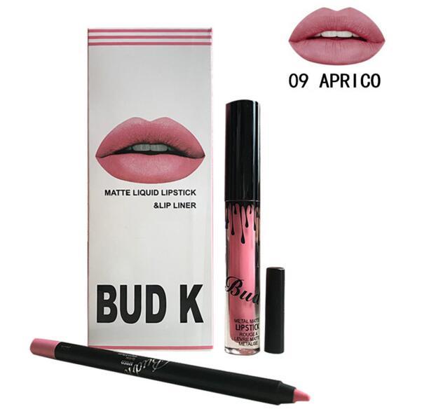 Жидкая помада Bud K: комфорт и защита ваших губ