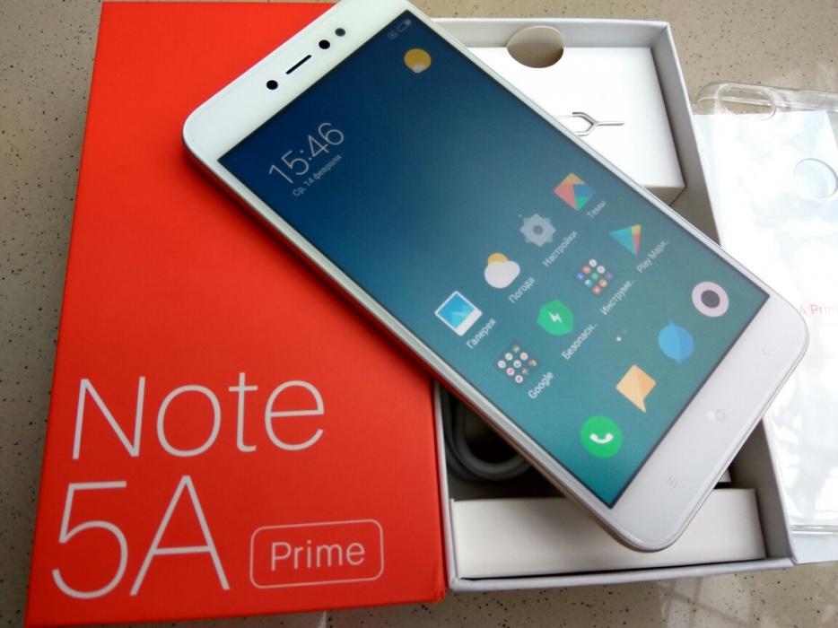 Xiaomi Redmi Note 5A - полное отсутствие минусов