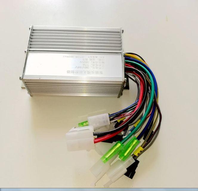 BLDC контроллер моторколеса